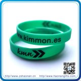 Selling chaud Event Silicon Bracelet avec Custom Logo (HN-SW-104)