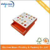 Rotes Colorful Cardpaper Box für Food Customized Box