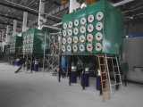 Industrieller Downflo Kassetten-Staub-Sammler