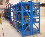 Racking deslizado armazenamento do molde do armazém