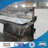 Los paneles de techo de fibra mineral Armstrong (el famoso sol de marca)