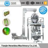 Máquina automática del acondicionamiento de los alimentos congelados