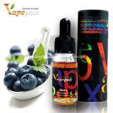 Liquide électronique de la cigarette E de certificat, procurable dans diverses saveurs