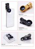 Миниый объектив фотоаппарата мобильного телефона, миниая универсалия 3 в объективе 1photo