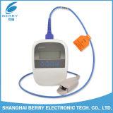 De Monitor SpO2 Volwassen LCD Oximeter Bij pasgeborenen van de Zuurstof van het bloed