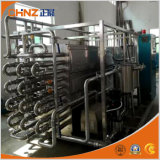 Máquina tubular moderna del esterilizador de la leche de Uht del estilo, pasteurizador de la leche