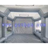 Aufblasbarer Spritzlackierverfahren-Stand/aufblasbarer Spray-Stand für Auto-Deckel