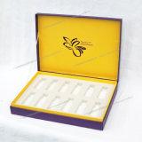 Erstaunlicher kosmetischer verpackenkasten mit dem heißen Stempeln
