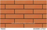 Telha rachada da argila para o tijolo 60*240mm Rd6430 da parede exterior