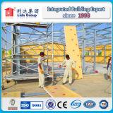 Omán prefabricó el almacén de la estructura de acero