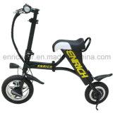bici eléctrica del mini plegamiento de los 50km