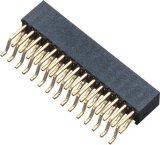 2.0 mm H = 7.2 mm 두 배 줄 90 복각 여성 머리말