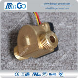 """G 1/2 """" Drinking Waterのための真鍮のWater Flow Sensor"""