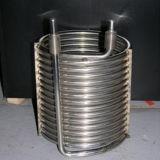 Pipe soudée de bobine d'acier inoxydable