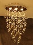 Phine dekorative große moderne Kristalldeckenleuchte