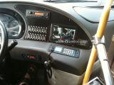 Das 7 Zoll-Auto LCD-Monitor für Taxi und Bus verwendete