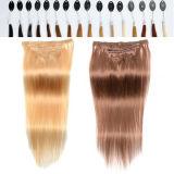 """clip 20 """" 70g en las extensiones del pelo humano para el afroamericano"""