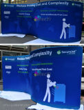 Alluminio Pop in su Ez-Tube Tradeshow/Exhibition Backdrop Banner Display