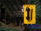 破壊者の抵抗力がある同じ高さの台紙の電話防水電話IP66 Knsp-10