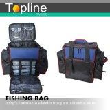 Pesca del bolso del señuelo con el rectángulo plástico