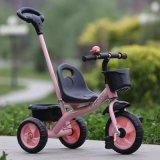 페달 세발자전거가 중국 아기 세발자전거 유모차 스쿠터에 의하여 농담을 한다