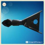 Reboque de aço da carcaça e da soldadura acopladores de um frame