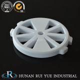 Disco di ceramica di alta girata dell'allumina 1/4 di buona qualità
