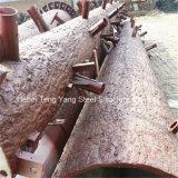 テレコミュニケーションによって電流を通される鋼鉄自己サポートの管状のMonopineの単一の管の管のアンテナ電気通信コミュニケーションBionic人工的なごまかされた木タワー