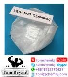 Pó cru oral Non-Steroidal de Sarm Ligandrol da alta qualidade (LGD-4033)