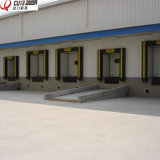 Leveler de doca hidráulico do recipiente geral quente do equipamento industrial da venda