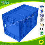 Indústria Heavy Duty Blue Custom Plastic Container