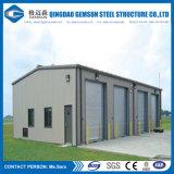 Heller Rahmen-Stahllager-Werkstatt-Gebäude