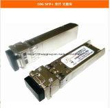 Manutenção programada, fibra dupla, 10-120km, 1.25g transceptor ótico, módulo ótico do SFP do gigabit