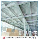 Construção de aço de venda quente nova do mezanino do armazenamento do armazém de 2015 China