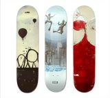 2017 zo Koel Nieuw Patroon in de Etikettering van de Vorm van Skateboard