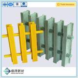 Решетка Pultruded стеклоткани, решетка Pultrusion FRP, решетка Pultruded стеклоткани