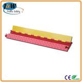 Protecteur flexible de pipe de Rose de tuyau de PVC des 2 Manche