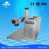 10W 20W 30W 스테인리스, 금속, 아BS, 플라스틱 섬유 Laser 표하기 기계