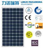 Cristalino solar del panel 295-315W del picovoltio mono