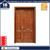 Chine Wholesale Wooden Double Main Door Designs