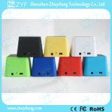 Bluetoothの携帯用無線小型多色刷りの台形スピーカー(ZYF3066)