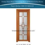 新しいデザインおよび新しいカラーのアルミニウムフレームのアルミニウムドア