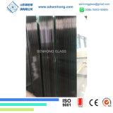 Windowsおよびドアのための3-19mmの明確なアニールされたガラス