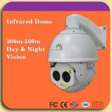 Night 300m HD Dome Camera com lente de 129mm