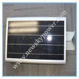 세륨 RoHS를 가진 8W 12W 15W All Ine One Integrated Solar LED 정원 Road Street Light