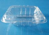 使い捨て可能な長方形のプラスチックブルーベリーの包装の容器125グラム