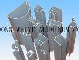 Le profil en aluminium d'extrusion a expulsé les profils en aluminium pour le guichet et la porte