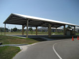 Il Carport prefabbricato della struttura d'acciaio si è liberato di (KXD-SSB1184)