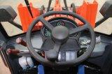 Chargeur avant approuvé Zl18 de roue de chargeur de la CE 1800kg 1.8ton