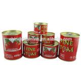 Color rojo de alta calidad Aditivo pasta de tomate